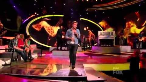 Kris Allen - The Vision Of Love (Live TV Performance)