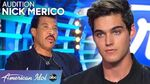 Why Does Lionel Richie Not Like Nick Merico? - American Idol 2020