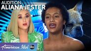 Aliana Jester Shines BRIGHT During an Emotional Audition - American Idol 2020