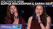 Sophia Wackerman and Sarah Isen are Real-Life Roomies Chasing the Idol Dream - American Idol 2020