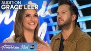 "Grace Leer's Classic Take on Patsy Cline's ""Crazy"" Impresses the Judges - American Idol 2020"