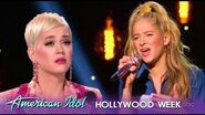 Margie Mays This ENERGETIC Girl Starts Out Hollywood Week On The Right Note! American Idol 2019