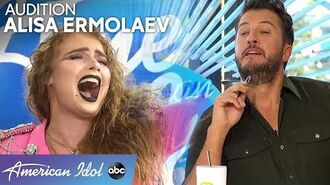 """Hustlers"" Actress Alisa Ermolaev Auditions For American Idol - American Idol 2020"