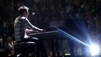 Kris Allen - American Idol 2009 Tour - Portland, OR (7 5)
