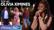 WOW! Olivia Ximines delivers EXCITING performance of Proud Mary - American Idol 2020