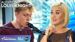 Is Louis Knight the BIGGEST Star Our Judges Have Ever Seen? - American Idol 2020