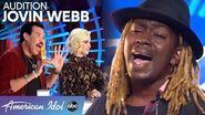 Jovin Webb Brings the BBQ Sauce to Judges With His Audition - American Idol 2020