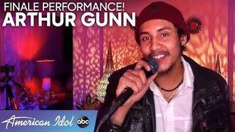 INSANE! Arthur Gunn Delivers STAR Power Singing A Gavin DeGraw Hit - American Idol 2020