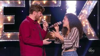 Perrin York and Landen Starkman - Breakeven by The Script, American Idol 2020 Hollywood Duet Round