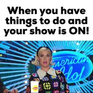 Idol 18 katy show