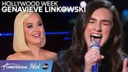 Returning Contestant Genavieve Linkowski Proves Singing Is in Her Blood - American Idol 2020