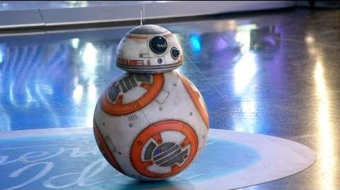 BB-8's Accidental Audition - American Idol on ABC