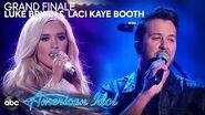 "Luke Bryan & Laci Kaye Booth Sing ""Knockin' Boots"" & ""Every Breath You Take"" - American Idol 2019"