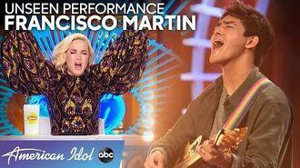 AMAZING! Francisco Martin Performs Kings of Leon Hit and Luke Bryan Sings Along - American Idol 2020