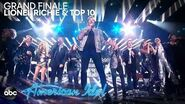 "Lionel Richie & The Top 10 Perform ""Dancing on the Ceiling"" - American Idol 2019 Finale"