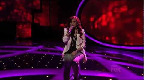 Skylar Laine Where Do Broken Hearts Go - Top 13 - AMERICAN IDOL SEASON 11