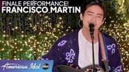 "FRANCISCO MARTIN Sings ""Alaska"" by Maggie Rogers - American Idol 2020 Finale"