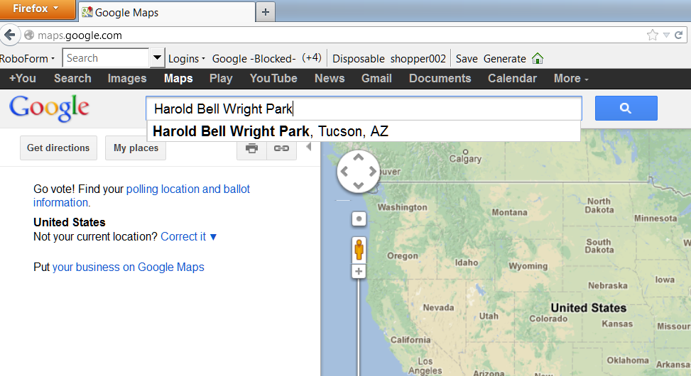 Image - How to use google maps 01.png | American Petanque Directory ...