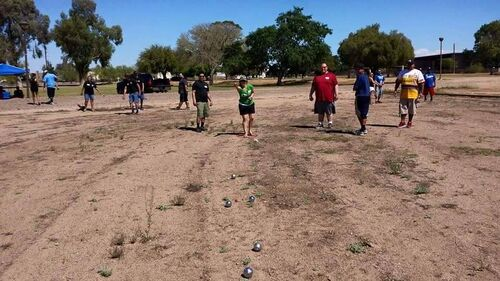 Phoenix Arizona 2015 annual tournament