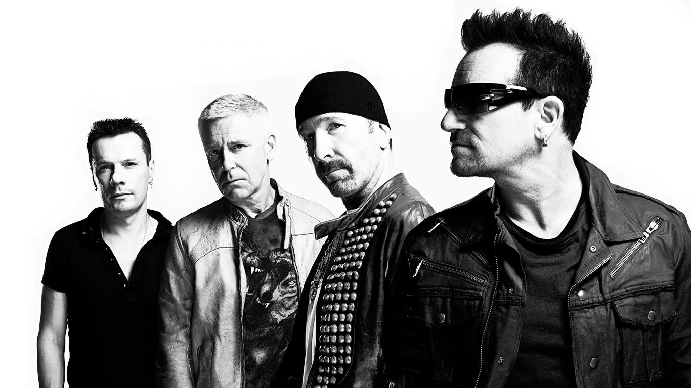 U2 | American Top 40 Hot AC Wiki | FANDOM powered by Wikia