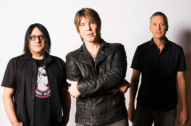 Goo Goo Dolls, playing in Bethlehem, remain alive and well