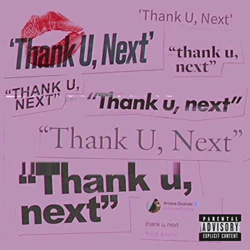 Ariana Grande:Thank U Next | American Top 40 Hot AC Wiki
