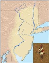 Delaware territory