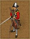 Spain musketeer