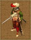 Portugal musketeer