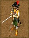 Germany musketeer