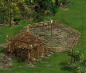 Native stable