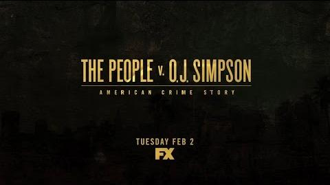 The People v. O.J. Simpson American Crime Story Launch FX-0
