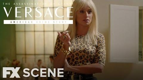 The Assassination of Gianni Versace American Crime Story Season 2 Ep. 7 The Dress Scene FX