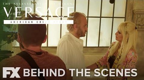The Assassination of Gianni Versace Inside Season 2 Édgar Ramírez as Gianni Versace FX-0