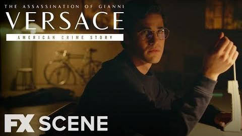 The Assassination of Gianni Versace American Crime Story Season 2 Ep. 4 Phone Call Scene FX