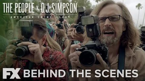 The People v. O.J. Simpson American Crime Story Inside Hair and Make-up FX
