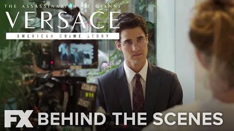 The Assassination of Gianni Versace Inside Season 2 Darren Criss as Andrew Cunanan FX