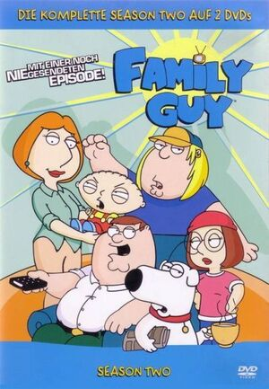 Family Guy Staffel 2