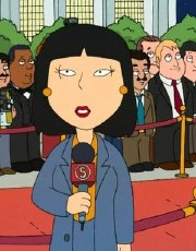 Family Guy-Tricia Takanawa