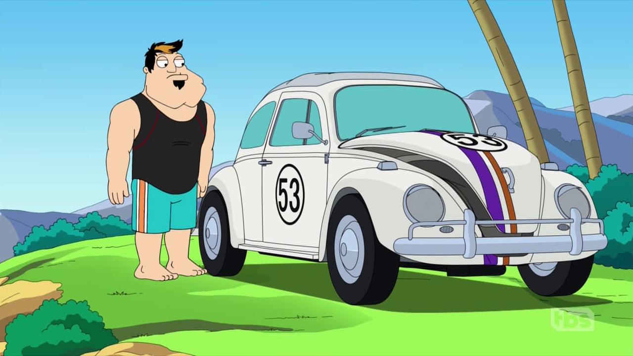 Herbie The Love Bug American Dad Wikia Fandom Powered