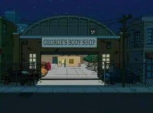 Georges Body Shop