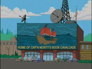 Book calvalcade