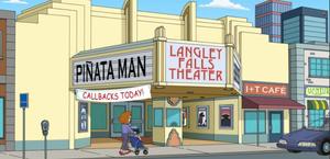 Langleyfallstheater