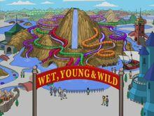 Wet young wild