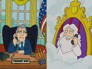 Bush God