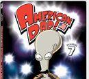 American Dad! Volume 7