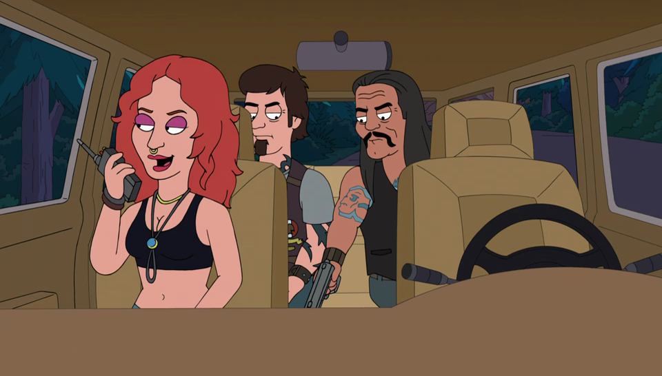 Image result for halsey in american dad