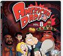 American Dad! Volume 8