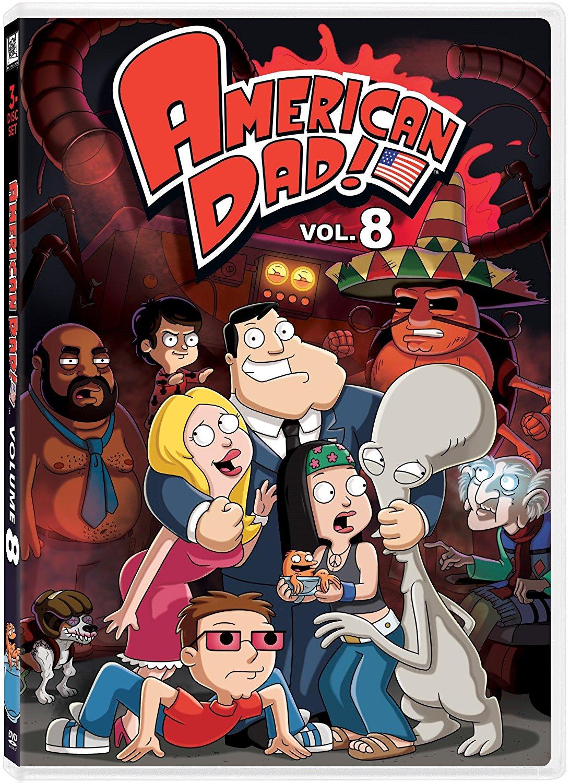 American Dad american dad! volume 8 | american dad wikia | fandom