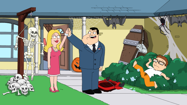 flirting with disaster american dad video games video